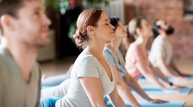 A Day of Yoga Teacher Trainin